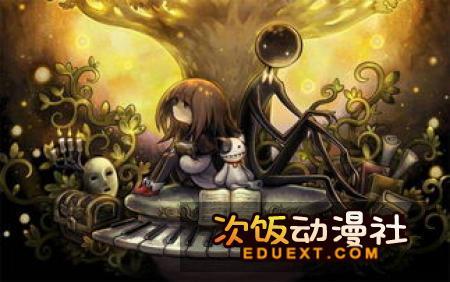 音乐游戏《古树旋律》剧场版动画化!宣传PV公开